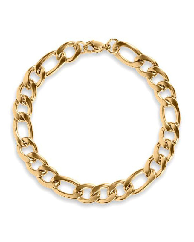 Riley Gold Chain Bracelet