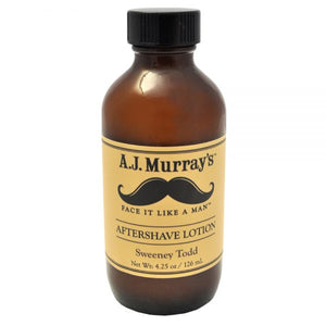 Aftershave Lotion, by A.J. Murray's