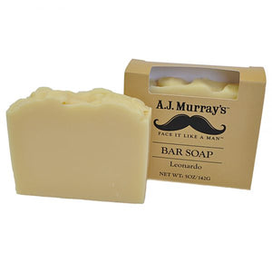 Craft Bar Soaps, by A.J. Murray's