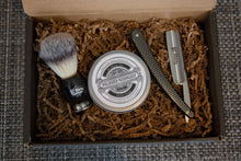 Felix 3pc Safety Razor Set w/ Shaving Soap, by KC Shave Co.