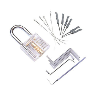 Locksmith Practice Sets