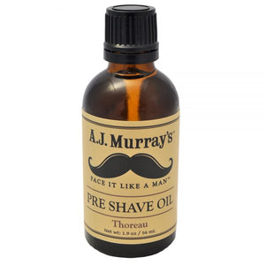 Pre Shave Oil, by A.J. Murray's