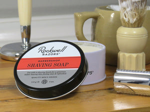 Rockwell Shave Soap