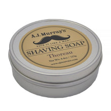 Shaving Soap, by A.J. Murray's