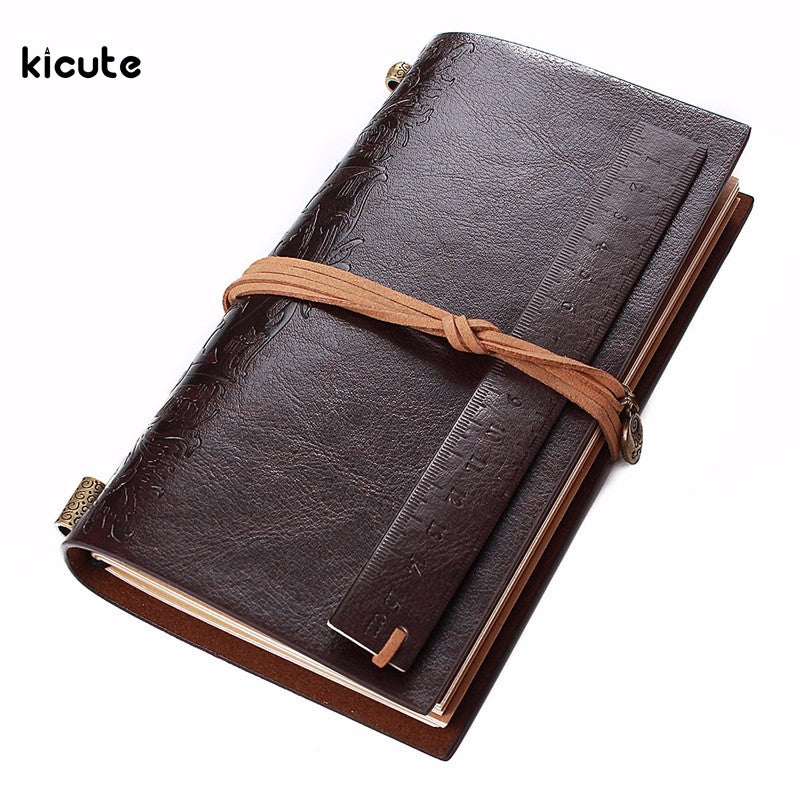 Leather Bound Notebook Journal