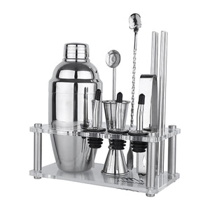 Premium Barware Cocktail Shaker Kit 12-Pc