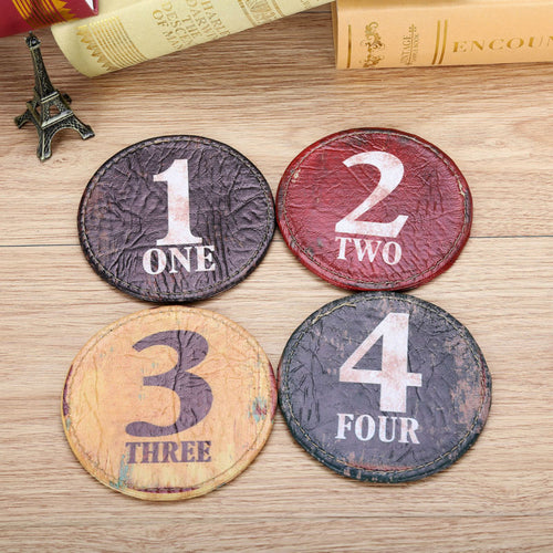 Derby Drink Coasters - Set of 4