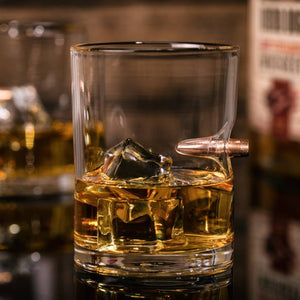 Bulletproof Whisky Glass