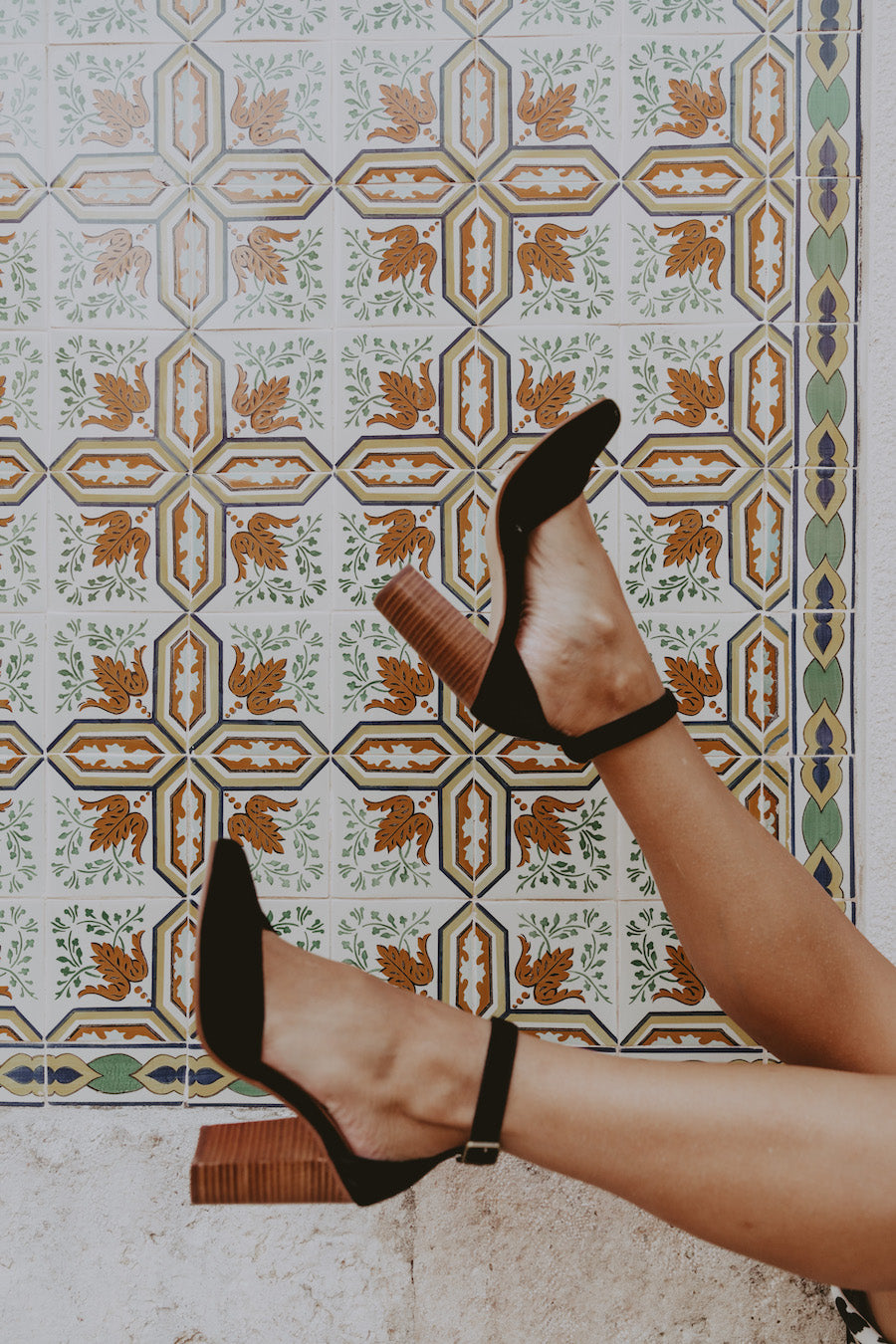 Collette Heel lifestyle image