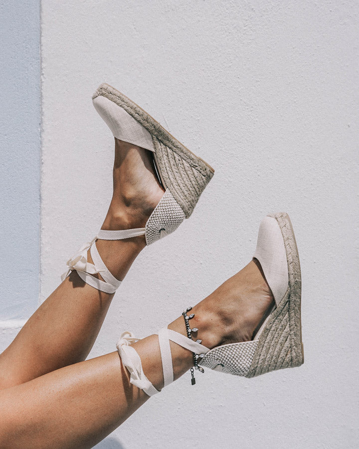 Classic Tall Wedge Soludos