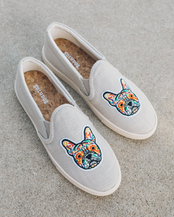 Frenchie Slip-On Sneaker image