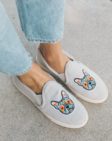 Ibiza Embroidered Sneaker image