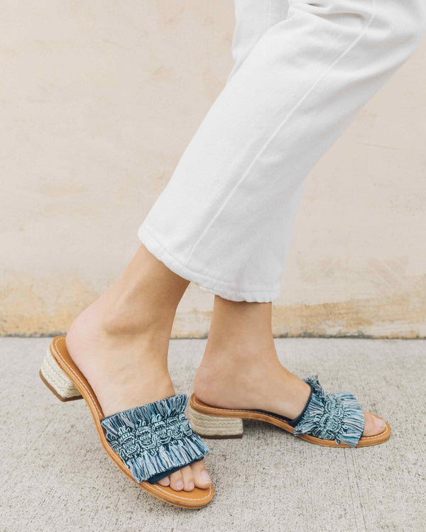 Soludos x Anthropologie Panarea City Sandal image