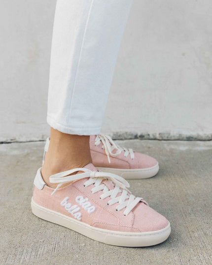 Embroidered Ombre Sneaker image