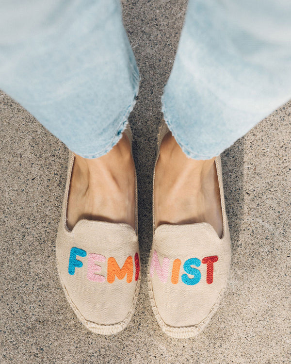 Feminist Smoking Slipper image