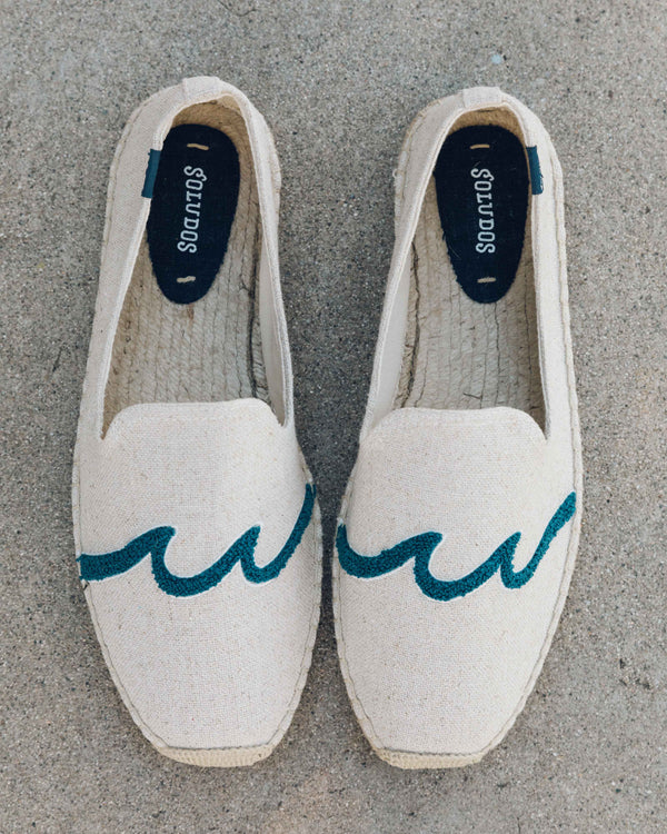 Men's Waves Smoking Slipper image