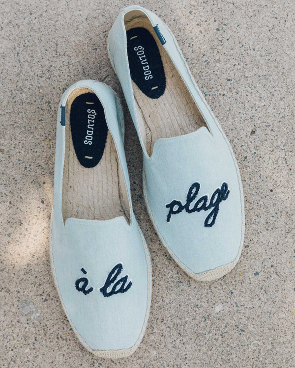Men's A La Plage Smoking Slipper image