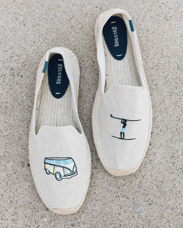 Men's Surf Van Smoking Slipper image