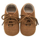 Baby Nubuck Leather Anti-slip Soft Sole Shoes