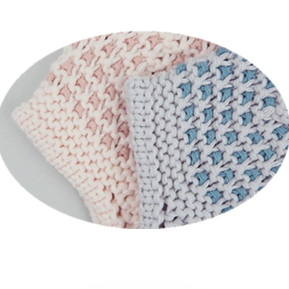 Adorable pom pom hat & scarf for both boys and girls   Free Shipping ...