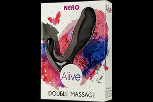 Alive Nero Silicone Coated Prostate Massager - My Secret Stash Anal Dildos - Sex toys, Adult Gifts, Vibrators, sexy out fits, Vibrators, Kinky.