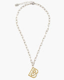 Lovell Initial Necklace