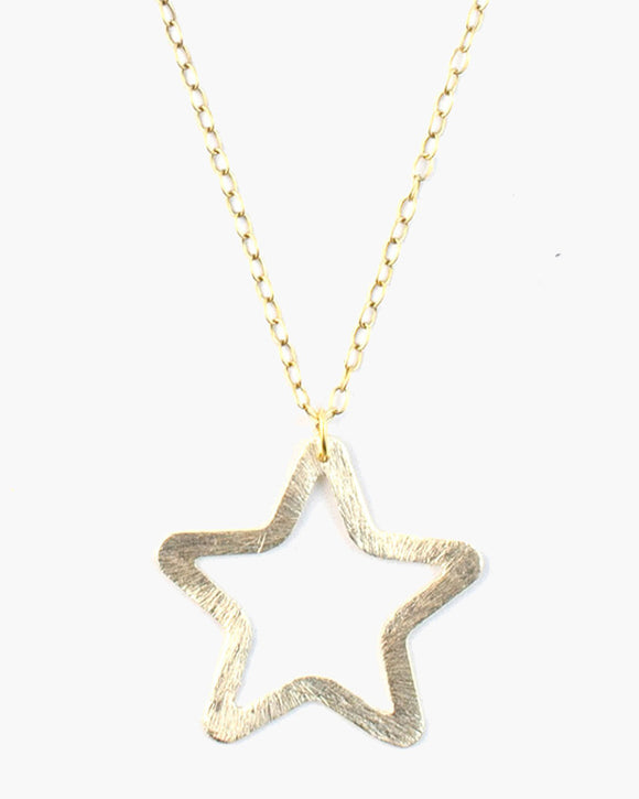 Marleton Star Necklace