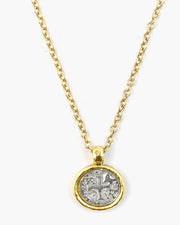 Mercy Coin Necklace