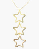Metropole Star Y Necklace