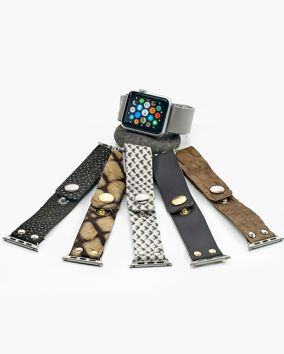 Rover Leather Apple Watch Band