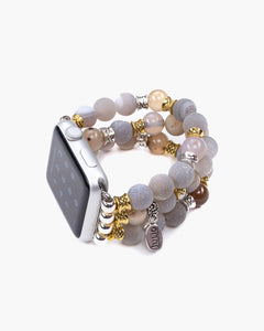 Tinker Beaded Apple Watchband