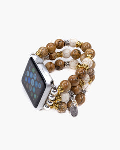 Tinker Beaded Apple Watch Band