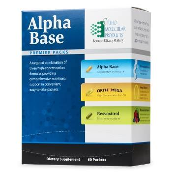 Alpha Base-30CT or 60CT