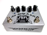 "Sir-Gains-A-Lot ""The Silver"" Drive Pedal"