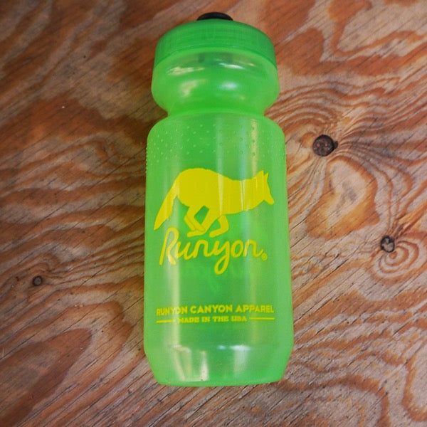 Clover Lime Water Bottle