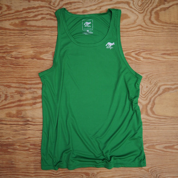 Runyon Green Springs Fitness Tank made in usa fitness wear running hiking yoga outdoors runyon canyon apparel
