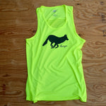 Runyon Men's Signature Neon Forest Training Singlet made in usa fitness wear running hiking yoga outdoors runyon canyon apparel