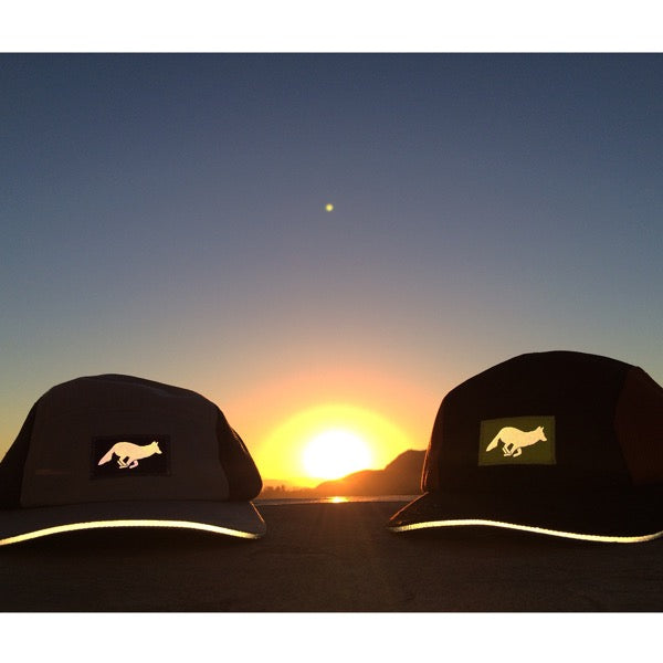 Rad Reflective Burnt Woods Camp Hat