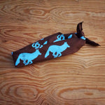 Runyon Pacific Woods Signature Bandana made in usa fitness wear running hiking yoga outdoors runyon canyon apparel