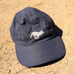 Runyon Slate Performance Running Cap made in usa fitness wear running hiking yoga outdoors runyon canyon apparel