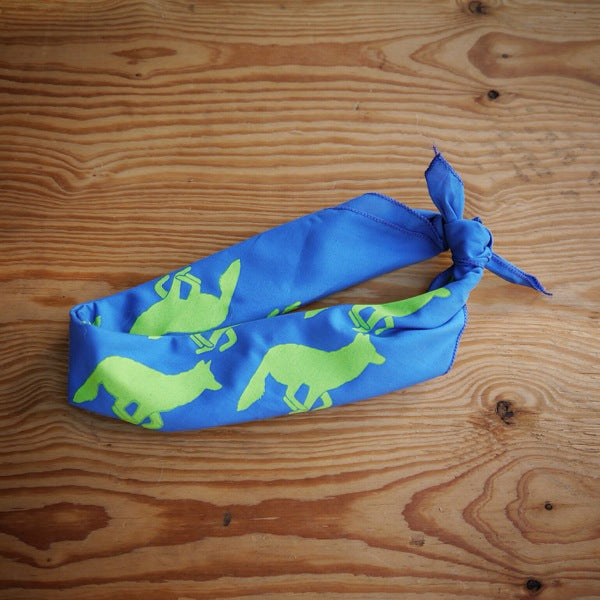 Signature Rad Royal Neon Bandana
