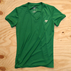 Runyon Women's Clover Performance Trail Shirt Made In USA