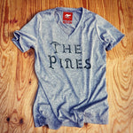 Runyon Women's The Pines Signature Performance Fitness Shirt made in usa fitness wear running hiking yoga outdoors runyon canyon apparel