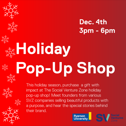 Partner-2-play pop up shop at Ryerson