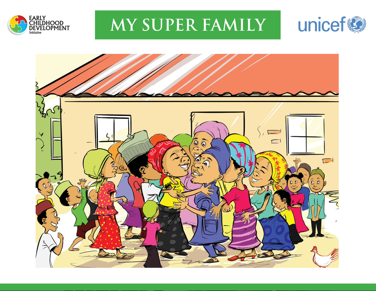 ECDI Partner-2-Play | Nigeria Children's Book | E-Book