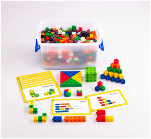 Linking Cubes Set - ECDresource