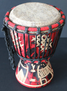 West African Djembe - ECDresource