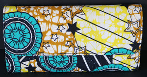African Print Fabric Purse - Partner-2-Play