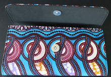African Print Fabric Purse - ECDresource