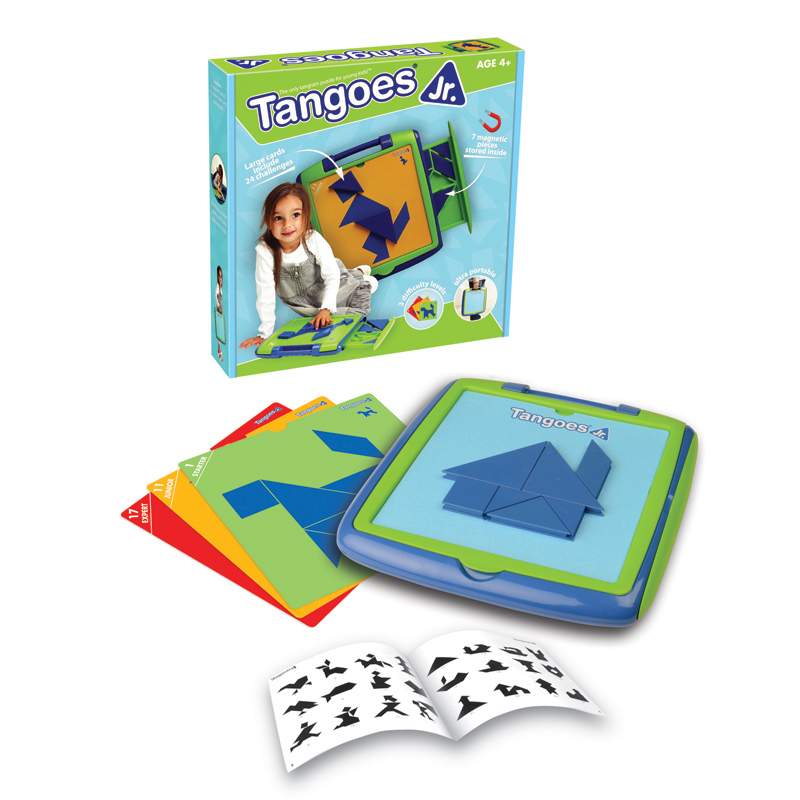 Tangoes JR. - Partner-2-Play